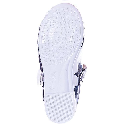 Туфли Millom - серебряный от Millom