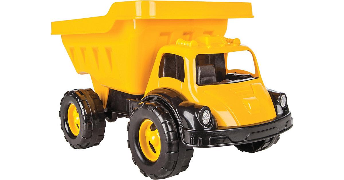 Sandkastenauto Big Kip gelb