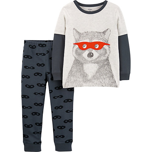 Комплект carter`s: футболка и брюки - белый от carter`s
