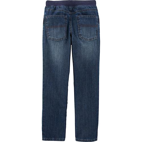 Джинсы carter`s - джинсовый от carter`s