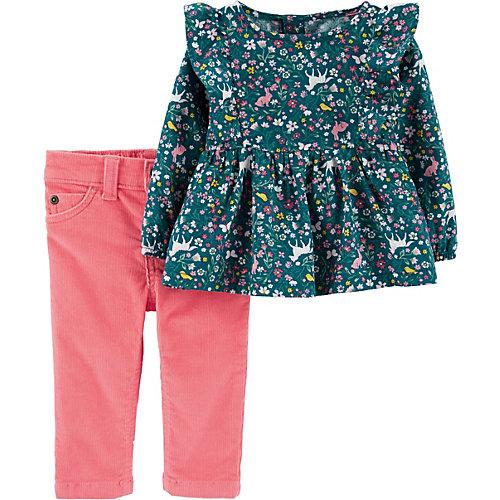 Комплект carter`s: туника и брюки - mehrfarbig от carter`s