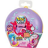 """Игровой набор Moose Pikmi Pops """"Большой плюшевый пончик"""", фиолетовый"""