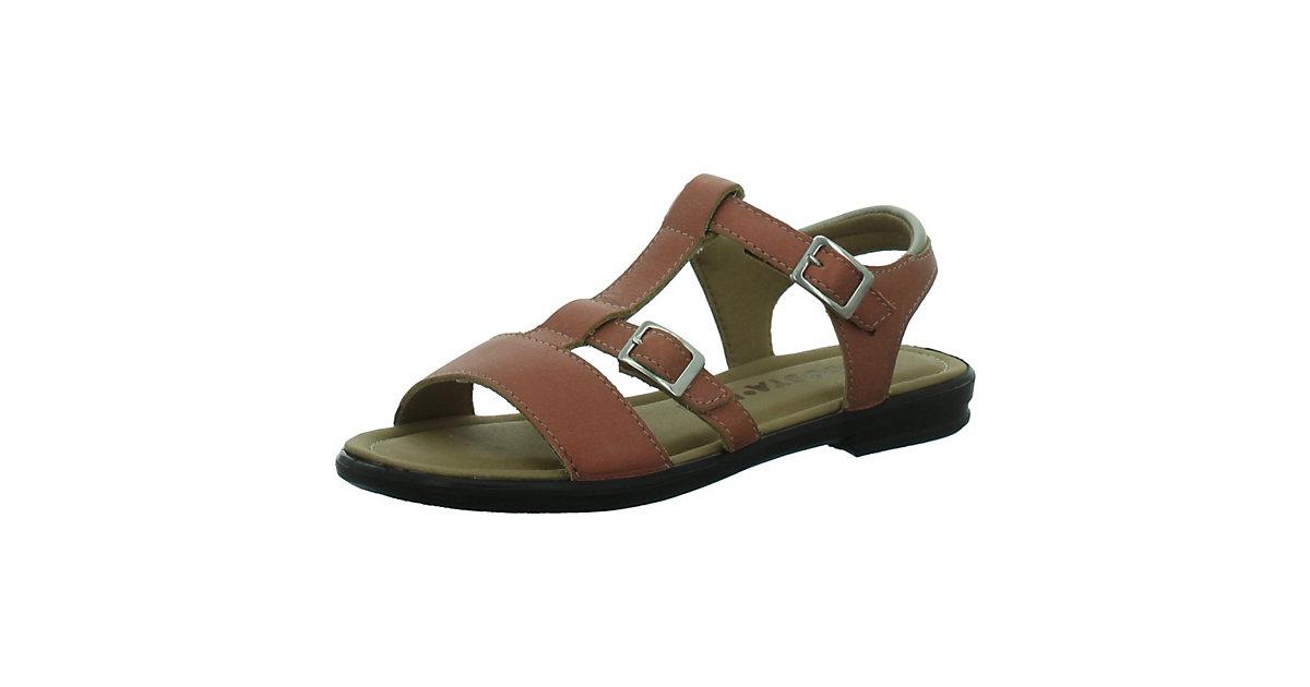 Sandalen Klassische Sandalen braun Gr. 38 Mädchen Kinder