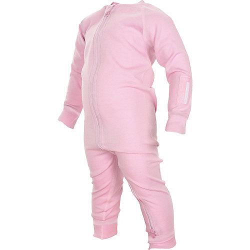 Термобельё Lindberg: комбинезон - блекло-розовый от Lindberg