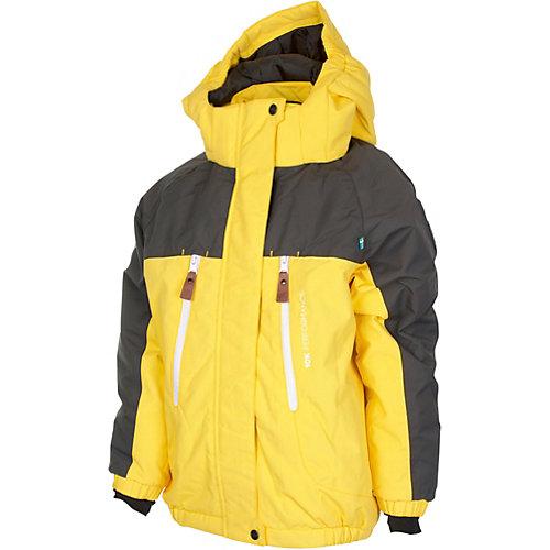 Утеплённая куртка Lindberg - желтый от Lindberg