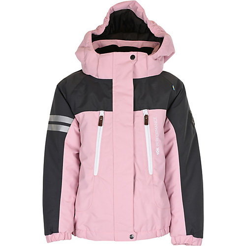 Утеплённая куртка Lindberg - блекло-розовый от Lindberg
