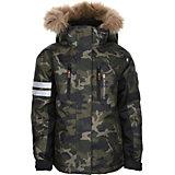 Утеплённая куртка Lindberg