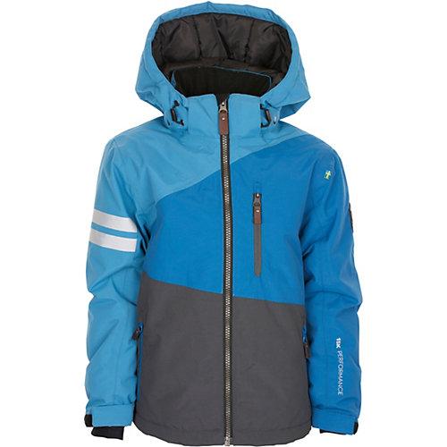 Утеплённая куртка Lindberg - синий от Lindberg