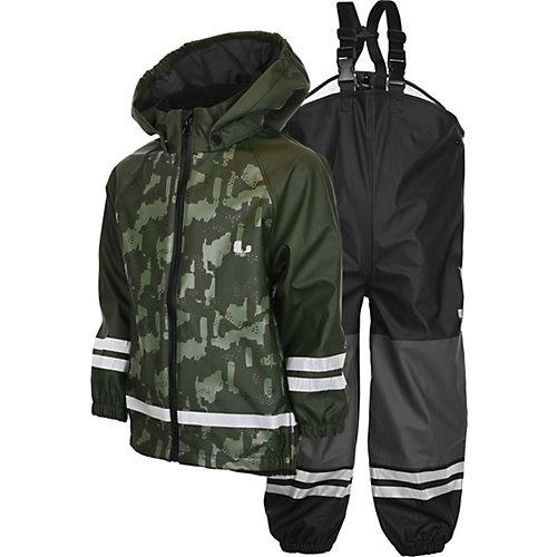 Комплект Lindberg: куртка и полукобинезон - зеленый от Lindberg