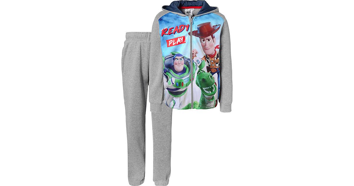Disney Toy Story Jogginganzug  grau Gr. 98 Jungen Kleinkinder