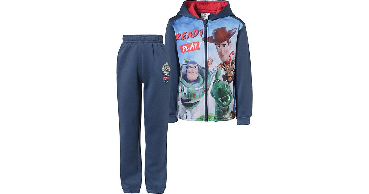 Disney Toy Story Jogginganzug  dunkelblau Gr. 98 Jungen Kleinkinder