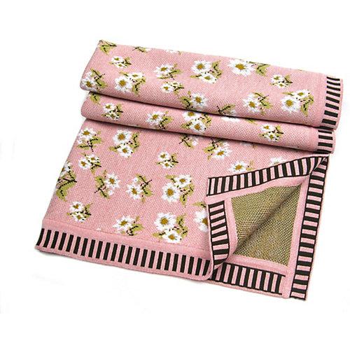 Плед Gakkard - блекло-розовый от Gakkard