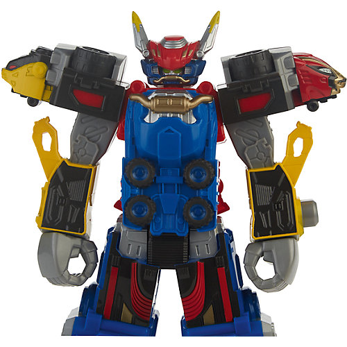 Игровая фигурка Power Rangers Beast Morphers Мегазорд, 25 см от Hasbro