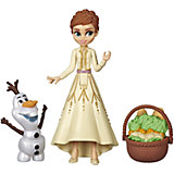 """Игровой набор Disney Princess """"Холодное сердце 2"""" Анна и Олаф"""