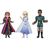 """Игровой набор Disney Princess """"Холодное сердце 2"""" Эльза, Анна и Маттиас"""