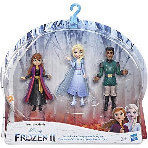 """Игровой набор Disney Princess """"Холодное сердце 2. Делюкс"""" Эльза, Анна и Маттиас от Hasbro"""