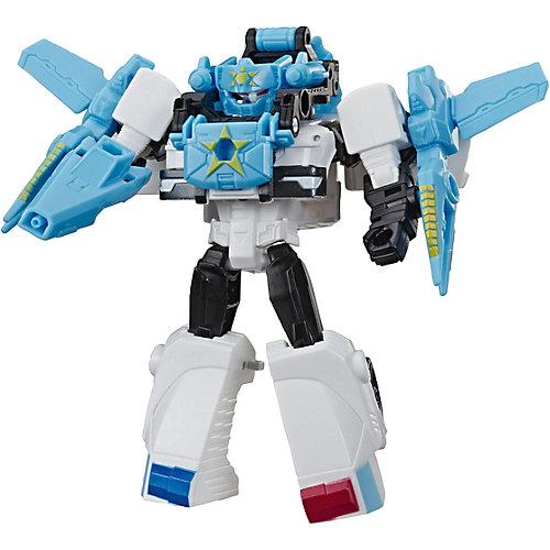 """Трансформеры Transformers """"Кибервселенная: Алмазная броня боевого класса"""" Проул, 11,4 см от Hasbro"""