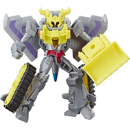 """Трансформеры Transformers """"Кибервселенная: Алмазная броня боевого класса"""" Старскрим, 14 см от Hasbro"""