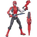 Игровая фигурка Power Rangers Beast Morphers Красный Рейнджер, 15 см
