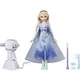 """Игровой набор Disney Princess """"Холодное сердце 2"""" Магия причёсок, Эльза"""