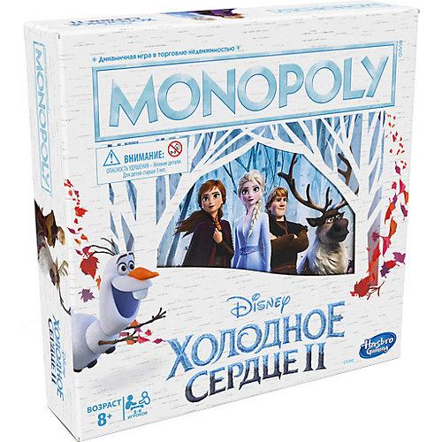 """Настольная игра Hasbro Gaming """"Монополия"""" Холодное Сердце от Hasbro"""