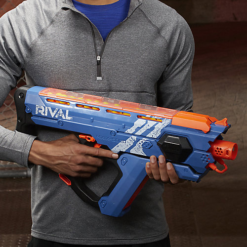 Бластер Nerf Rival Персес MXIX 5000, синий от Hasbro