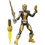 Игровая фигурка Power Rangers Beast Morphers Золотой Рейнджер с боевым ключом, 15 см