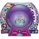 Подарочный набор Little Pet Shop Петы с предсказанием