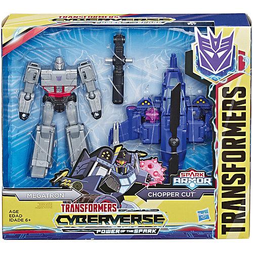 """Трансформеры Transformers """"Кибервселенная: Алмазная броня класса Элит"""" Мегатрон, 12,7 см от Hasbro"""