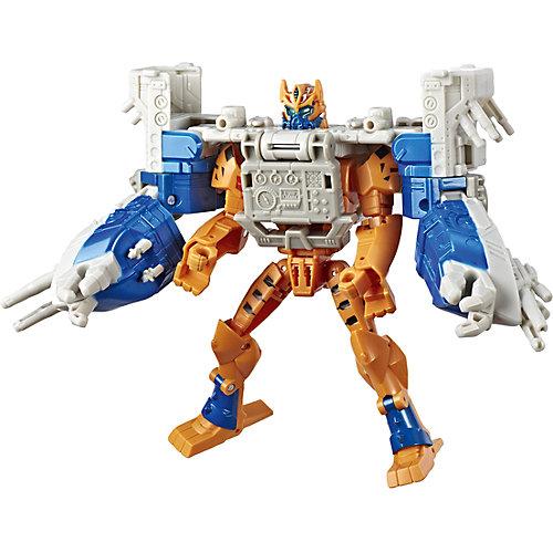 """Трансформеры Transformers """"Кибервселенная: Алмазная броня класса Элит"""" Читор, 18 см от Hasbro"""