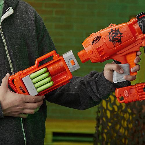 Бластер Nerf Zombie Strike Ногтегрыз от Hasbro