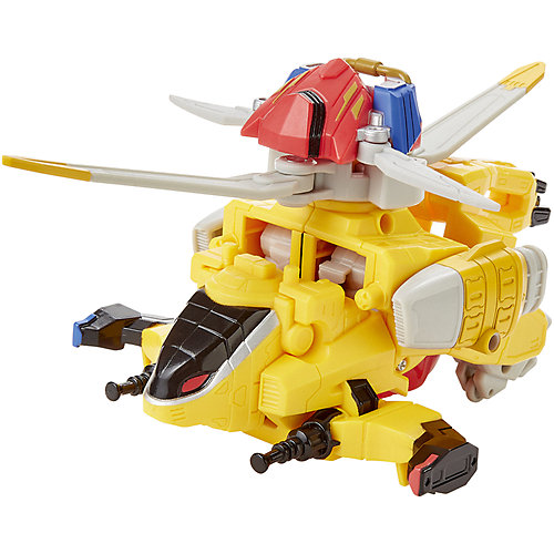 Игровая фигурка Power Rangers Beast Morphers Жёлтый Зорд от Hasbro