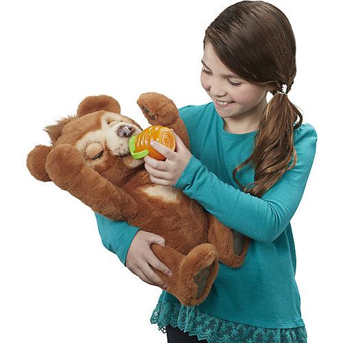 "Интерактивная мягкая игрушка FurReal Friends ""Русский мишка"" от Hasbro"