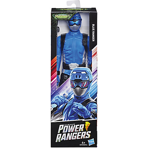 Игровая фигурка Power Rangers Beast Morphers Синий Рейнджер, 30 см от Hasbro