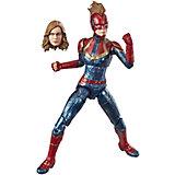 Игровая фигурка Marvel Legends Капитан Марвел, 15 см