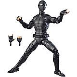 Игровая фигурка Marvel Legends Человек-Паук в стелс-костюме, 15 см