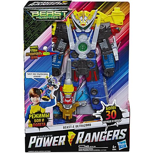 Игровая фигурка Power Rangers Beast Morphers Ультразорд, 30 см от Hasbro