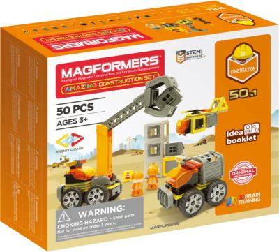 Magformers Amazing Construction Set, MAGFORMERS