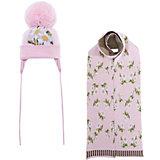 Комплект Gakkard: шапка и шарф