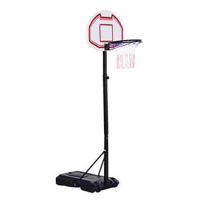 HOMCOM Kinder Basketballkorb mit Ständer, HOMCOM