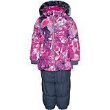Комплект Huppa Belinda: куртка и полукомбинезон