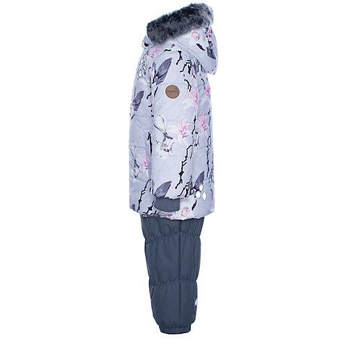 Комплект Huppa Belinda: куртка и полукомбинезон - белый от Huppa