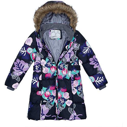 Утеплённая куртка Huppa Yacaranda - черный от Huppa