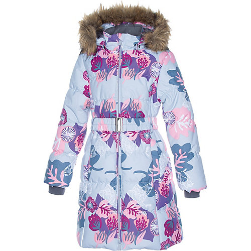 Утеплённая куртка Huppa Yacaranda - светло-серый от Huppa