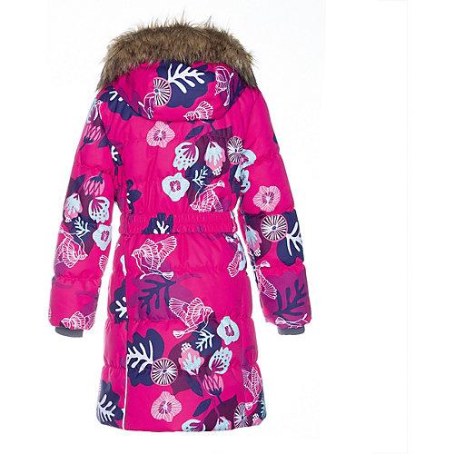Утеплённая куртка Huppa Yacaranda - фуксия от Huppa