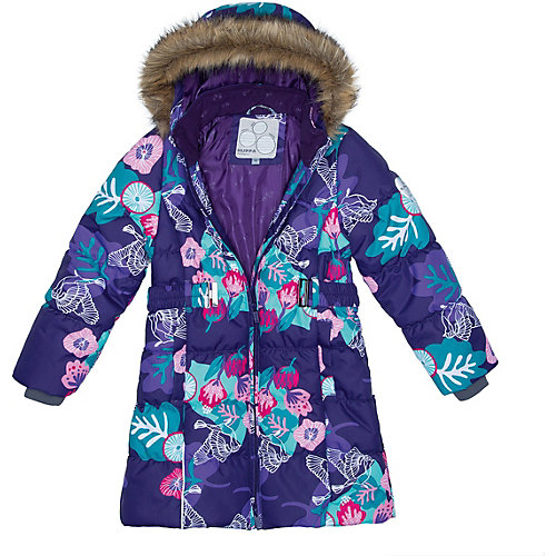 Утеплённая куртка Huppa Yacaranda - лиловый от Huppa