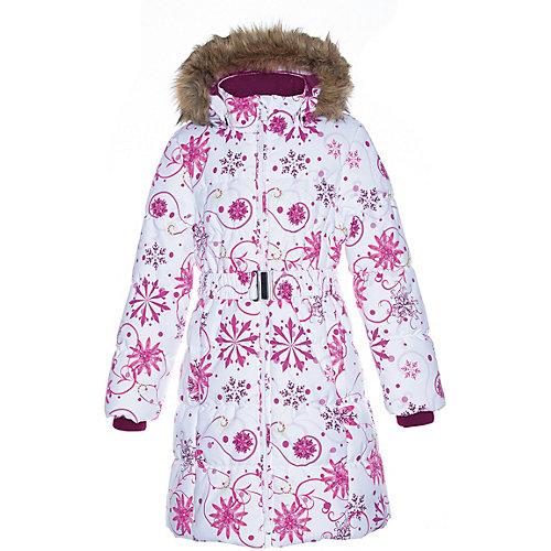 Утеплённая куртка Huppa Yacaranda - белый от Huppa
