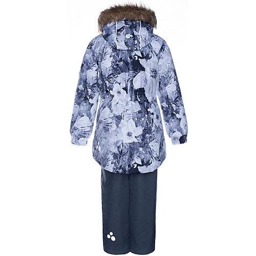 Комплект Huppa Renely 1: куртка и полукомбинезон - светло-серый от Huppa