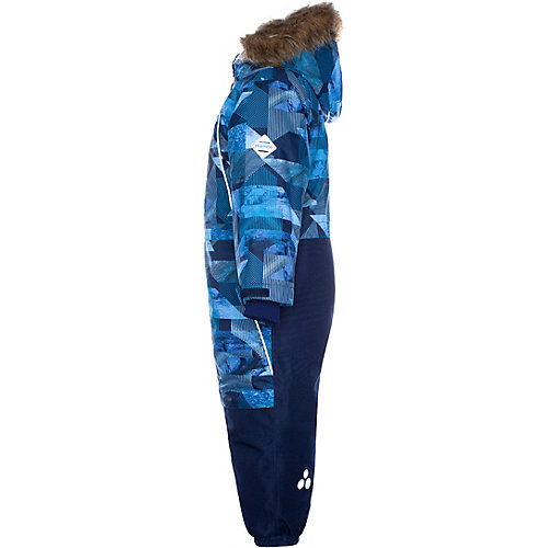 Утеплённый комбинезон Huppa Bruce - темно-синий от Huppa
