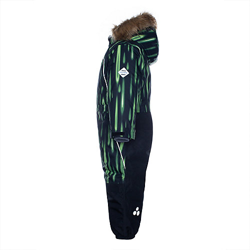 Утеплённый комбинезон Huppa Bruce - светло-зеленый от Huppa